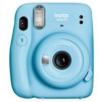 Image of Fujifilm Fujifilm Instax Mini 11 Instant Film Camera, Sky Blue