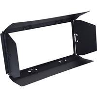 Image of Fluotec 4-Leaf Barndoor Set for CineLight 60 LED Panel