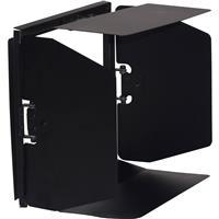 Image of Fluotec 4-Leaf Barndoor Set for CineLight 30 LED Panel