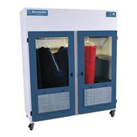 """Image of Mystaire 64"""" SecureDry Evidence Drying Cabinet, Stainless Steel, 110/220V, 2/1 A"""
