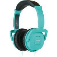 Image of Fostex TH7 Closed-Back Dynamic Stereo Headphones, Blue