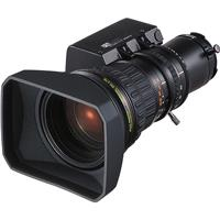 "Fujinon HAs18x7.6BMD 7.6-136mm f/1.8-2.6 2/3"" HD Motor Drive Telephoto Video Conferencing Lens, 18x Zoom Ratio"