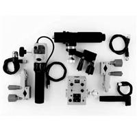 Image of Fujinon SS-RM-DZSF Partial (Servo/Servo) Digital Zoom/Focus Rear Control Kit for HD and Broadcast RM Type ENG/EFP Lenses