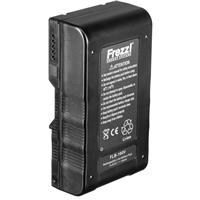 Image of Frezzi FLB-100V, 14.8 Volts DC, 100WH Lithium-Ion Battery with Meter for V-Lock Battery Mount