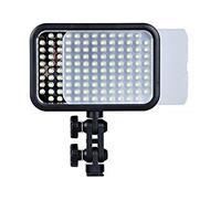 Image of Godox LED126 Hot Shoe Professional LED Video Light for DSLR Cameras & Camcorders, 5500K-6500K Color Temperature