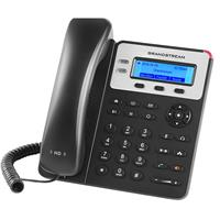 Image of Grandstream Networks GXP1625 Wall Mountable Small Business 2-Line HD IP Phone with Built-In PoE