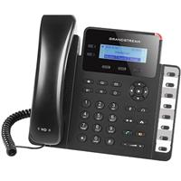 Image of Grandstream Networks GXP1628 Wall Mountable Small Business 2-Line Gigabit HD IP Phone with Integrated PoE