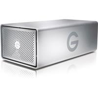 G-Technology 8TB G-RAID USB G1 Removable - Hardware RAID 2-Bay Storage Solution with Enterprise Class 7200RPM Hard Drives, Single USB 3.0