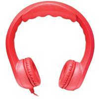Hamilton Buhl Flex-Phones Foam Headphones, Red