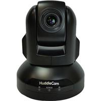 HuddleCamHD 2.1MP 720p Indoor USB 2.0 PTZ Conferencing Camera, 10x Optical Zoom, 30fps, 57deg. FOV, Black