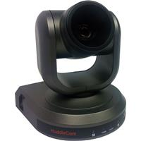 HuddleCamHD 2MP 1080p Indoor USB 3.0 PTZ Video Conferencing Camera, 10x Optical Zoom, 30fps, 53deg. Wide FOV, Gray