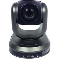 HuddleCamHD 3.27MP 1080p Indoor USB 3.0 PTZ Video Conferencing Camera, 20x Optical Zoom, 30fps, 58deg. FOV, Silver Gray