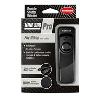 Image of Hahnel HRN 280 Pro Remote Shutter Release with 2m Extension Cable for Nikon DSLR Cameras