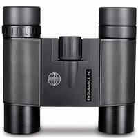 Image of Hawke Sport Optics 10x25 Endurance Water Proof Roof Prism Compact Binocular with 6.8 Degree Angle of View, Black