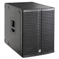 """Image of HK Audio LINEAR SUB 1800 A 1x18"""" Active Bass Reflex Subwoofer, 1200W Power"""