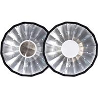 Hensel Bounce Disc for Grand Mini 85 Softbox, Soft Gold/White