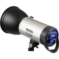 Hensel Integra 1000 Plus Monolight, 0.4-2.1 sec Recycling, Built-in Optical, Radio Receivers