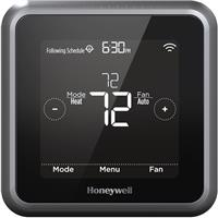 Image of Honeywell Honeywell Lyric T5+ Wi-Fi Smart Touchscreen Thermostat with Power Adapter