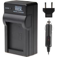 Image of Adorama PT-12 AC/DC Rapid 4.2 volt Battery Charger for Nikon ENEL12 Batteries