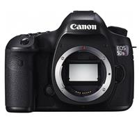 """Canon Canon EOS 5DS R DSLR Camera Body, 50.6MP, Low-Pass Filter Effect Cancellation, 3.2"""" ClearView II LCD Display, Audio Out, Canon N3, HDMI C (Mini), USB 3.0"""