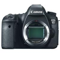 Canon Canon EOS 6D 20.2 Megapixel Full Frame Digital SLR Camera Body