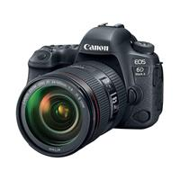 Canon EOS 6D Mark II DSLR with EF 24-105mm f/4L IS II USM Lens