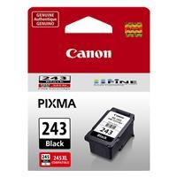 Canon PG-243 Black Ink Cartridge for PIXMA Printers - 5.6ml
