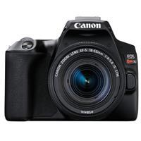 Canon EOS Rebel SL3 DSLR Camera with EF-S 18-55mm f/4-5.6 IS STM Lens - Black