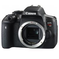"Canon Canon EOS Rebel T6i DSLR Camera Body, 3"" Touchscreen LCD, 1/8"" Microphone, AV/USB Multi, HDMI C, Built-In Wi-Fi, NFC"