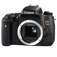 """Canon Canon EOS Rebel T6s DSLR Camera Body, 24.2MP, 3"""" Touchscreen LCD Display, 1/8"""" Microphone, AV/USB Multi, HDMI C Connectivity, Built-In Wi-Fi/ NFC/HDR Movie"""