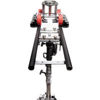 Image of Indie Dolly Systems Slider Plus Dolly with 6' Straight Track