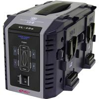 IDX VL-4S Multi-format 4-Channel Simultaneous V-Mount Li-Ion Fast Charger Product image - 326