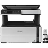 Epson EcoTank ET-M2170 Wireless Monochrome All-in-One Supertank Inkjet Printer, 20ppm - Print, Copy, Scan