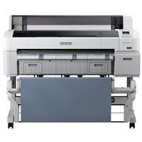 Epson Surecolor T5270 UltraChrome XD Inkjet Photo Printer, 740ft/hr Speed, 2880 x 1440dpi Resolution, USB 2.0/Gigabit Ethernet