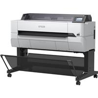 "Epson SureColor T5470 36"" Color Large Format Inkjet Printer with Wi-Fi, 22 Sec A1/D-Sized Print Speed, 2400x1200 dpi"