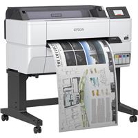 "Epson SureColor T3475 24"" Wide-Format Wireless Inkjet Printer"