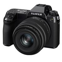 Image of Fujifilm GFX50S II Mirrorless Digital Camera with GF 35-70mm f/4.5-5.6 WR Lens, Black