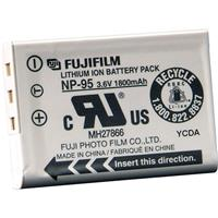 Image of Fujifilm NP-95 3.6V 1800mAh Rechargeable Lithium-ion Battery for X100, X100T , X100S, X70, X30, X-S1, F31fd Digital Cameras