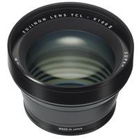 Image of Fujifilm TCL-X100 II Tele Conversion Lens for X100F Camera, Black