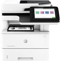 Image of HP LaserJet Enterprise MFP M528dn Monochrome Duplex Laser Printer, Up to 45ppm, Up to 1200x1200 dpi, 550 Sheet Standard Input Tray, Ethernet Connectivity - Print, Copy, Scan