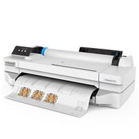 "HP HP DesignJet T100 24"" Wireless Large-Format Inkjet Printer, 70 Sec/Page Max Speed, 1200x1200 dpi, 256MB Memory, 11.8 mil Media Thickness"
