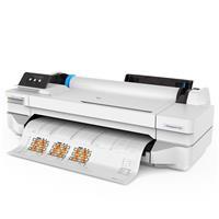 "HP HP DesignJet T100 24"" Wireless Large-Format Inkjet Printer, 70 Sec/Page Max Speed, 1200x1200 dpi, 256MB Memory, 11.8 mil Media Thickness"