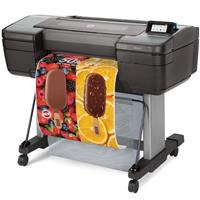 """HP DesignJet Z6 Large Format PostScript Graphics Printer - 24"""", with Advanced Security Features (T8W15A)"""