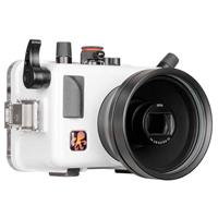 Image of Sony Underwater Housing with Sony Cyber-shot DSC-RX100 Mark VI Digital Camera Kit, 200' Depth Rating