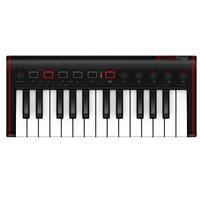 Image of IK Multimedia IK Multimedia iRig Keys 2 Mini USB 25 Mini-Key MIDI Keyboard Controller for iPhone, iPad & Mac/PC