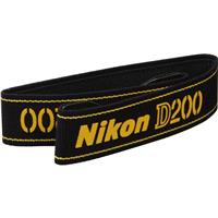Image of Nikon AN-D200 Replacement Strap for the D-200 Digital Camera.