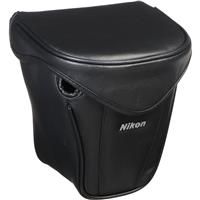 Image of Nikon CF-DC4 Semi-Soft Case for D800 / D800E / D810 DSLRs with Lenses up to 18-135mm Zoom