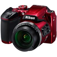 Compare Prices Of  Nikon Coolpix B500 Digital Point & Shoot Camera, Red