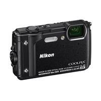 Image of Nikon Coolpix W300 Point & Shoot Camera, Black
