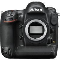Image of Nikon Nikon D4S 16 Megapixel HD-SLR Camera Body, 36.0x23.9mm CMOS Sensor, 11 FPS, 51 Point AF System